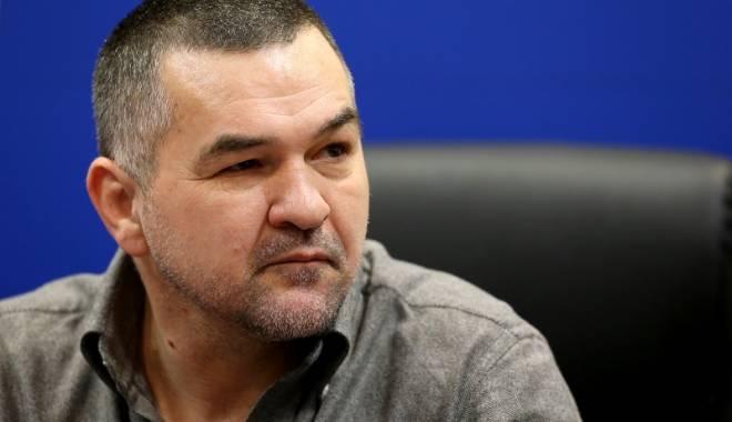 Foto: Leonard Doroftei a demisionat din funcţia de preşedinte al Federaţiei Române de Box