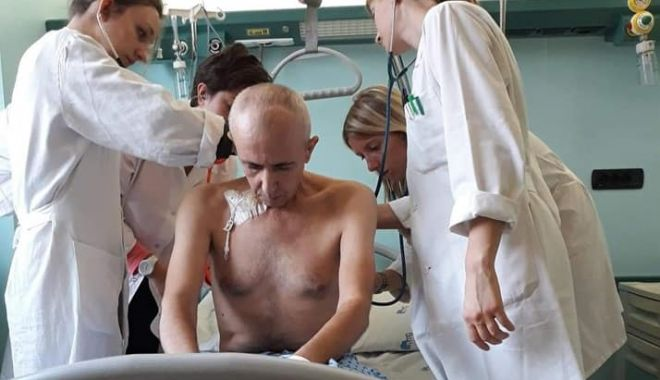"""Foto: APEL UMANITAR, DIN PARTEA MILITARILOR: """"Boala a câștigat teren. Haideţi să salvăm o viaţă"""""""