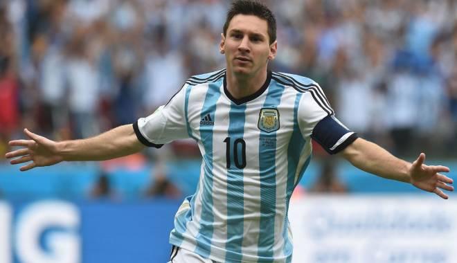 Foto: Fotbal: Lionel Messi este noul golgheter all time din Liga Campionilor