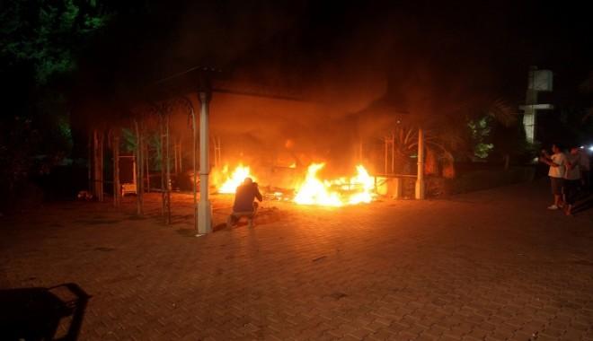 Foto: Ambasadorul Statelor Unite în Libia a fost ucis
