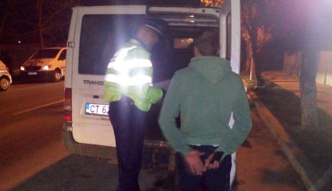 Foto: Razie pe străzile din judeţul Constanţa! Ce infracţiuni au depistat poliţiştii