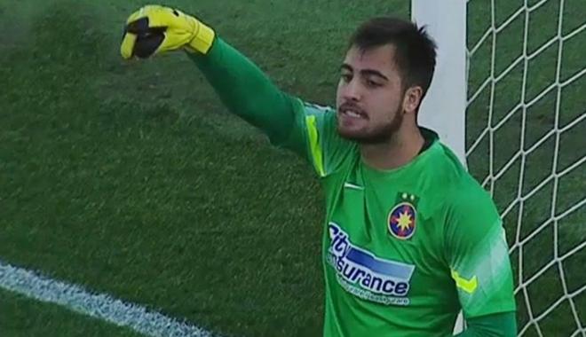 Foto: Încă un milion de euro pentru Steaua! Portarul Valentin Cojocaru, transferat la Crotone