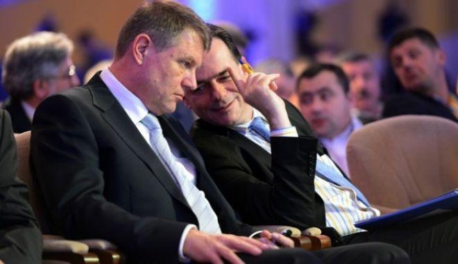 Foto: Consiliul Naţional al PNL / Susţinerea preşedintelui Iohannis pentru un nou mandat; Orban - premier