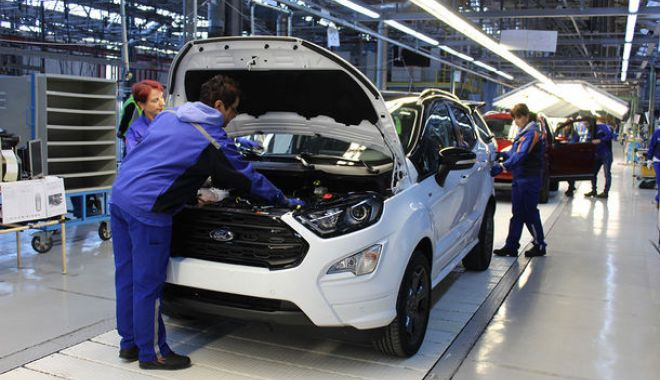 Foto: Ford Puma, noul model care se va produce la fabrica din Craiova