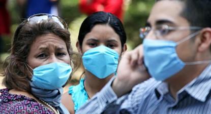 Foto: Primele mostre de vaccin împotriva gripei porcine, produse în România