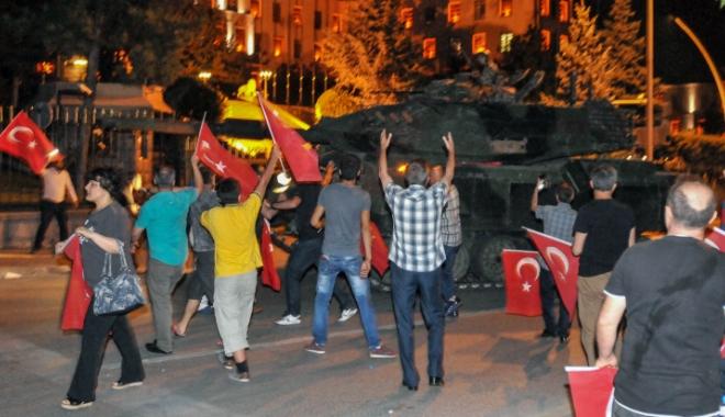 Foto: Guvernul turc ia în calcul reintroducerea pedepsei cu moartea