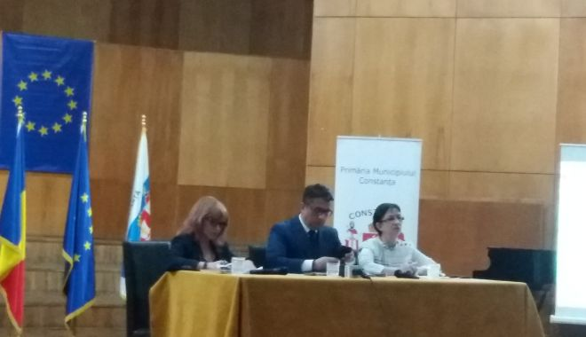 Foto: A început şedinţa de Consiliu Local. Sunt 55 de proiecte pe ordinea de zi