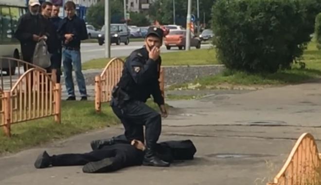 Foto: Gruparea jihadistă Statul Islamic revendică atacul cu cuțit din Rusia