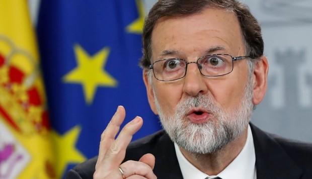 Foto: Premierul Spaniei, Mariano Rajoy, a fost demis în urma unei moțiuni de cenzură