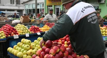 Foto: Merele din Ungaria ajung fraudulos în piețele din Constanța