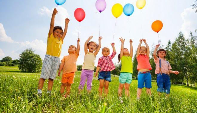 Foto: Cum sărbătorește biserica Ziua Copilului, la Constanța