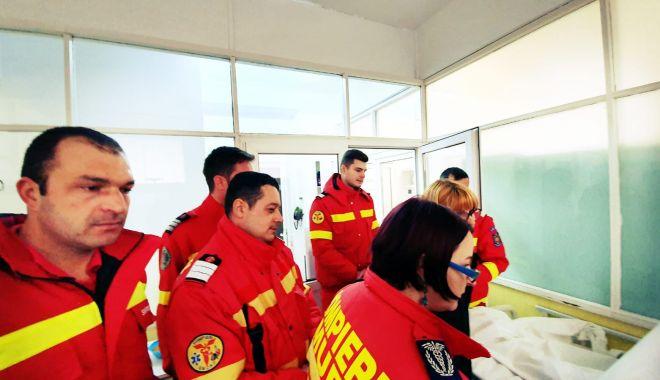 MESAJ DE SUFLET de la pompieri pentru ELEVUL care s-a aruncat de la etajul unei școli - 5febrbaiataruncatsursaisudobroge-1580909966.jpg