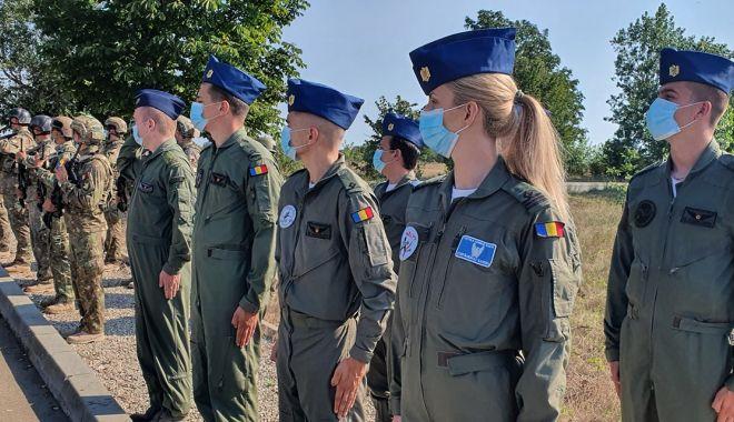 Foto: ZECE ANI DE LA TRAGEDIA DE LA TUZLA. Ceremonie militară în cinstea EROILOR!