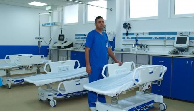 Foto: Iată de ce se aşteaptă cu orele la Urgenţa Spitalului Judeţean Constanţa!