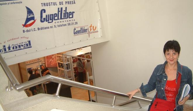 GALERIE FOTO. Georgiana Voineagu, o viață dedicată presei - 6-1466937323.jpg
