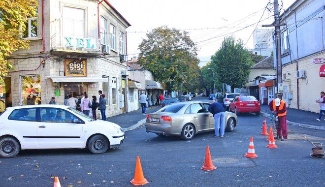 Foto: Atenție, șoferi! Schimbări importante în trafic, în zona Piața Griviței!