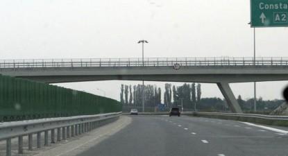 Foto: Vom circula pe Autostrada Cernavodă-Constanţa, din vară