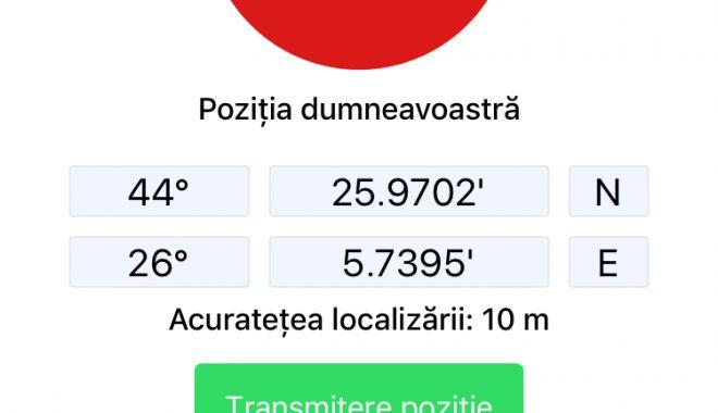 Foto: APEL DE LA POLIŢIA ROMÂNĂ: Adăugați în telefon aplicația APEL 112!