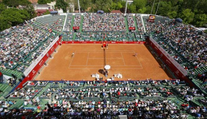 Foto: Veste bună din Ungaria: turneul de tenis feminin rămâne la Bucureşti
