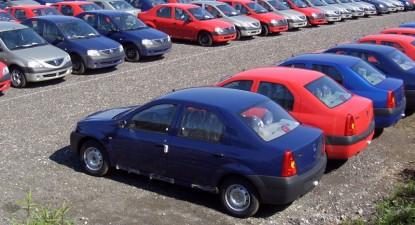 Foto: Dacia, cea mai mare creştere pe o piaţă în scădere