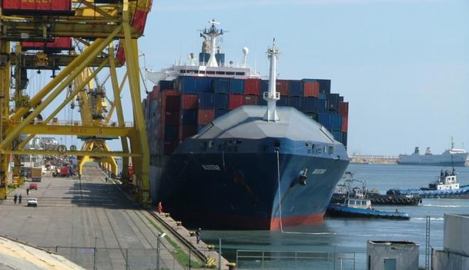 Foto: 60 de ani de la primul transport maritim containerizat