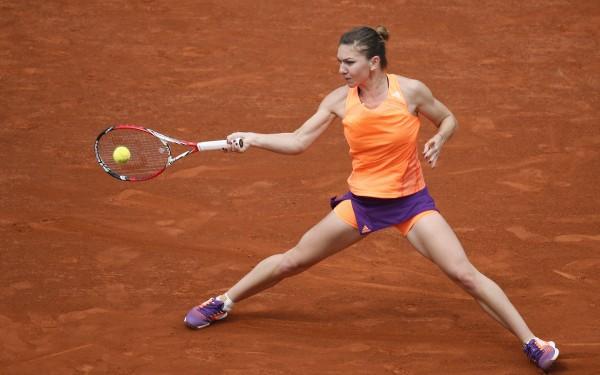 Foto: WTA: Simona Halep se menţine pe poziţia a treia