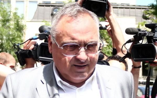 Foto: Dan Adamescu, condamnat definitiv la 4 ani și 4 luni închisoare cu executare