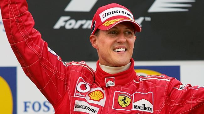 Foto: Fiul lui Michael Schumacher rupe tăcerea și vorbește despre tatăl său pentru prima dată