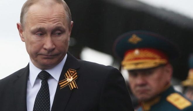 Foto: Vladimir Putin a ordonat retragerea trupelor ruse din Siria