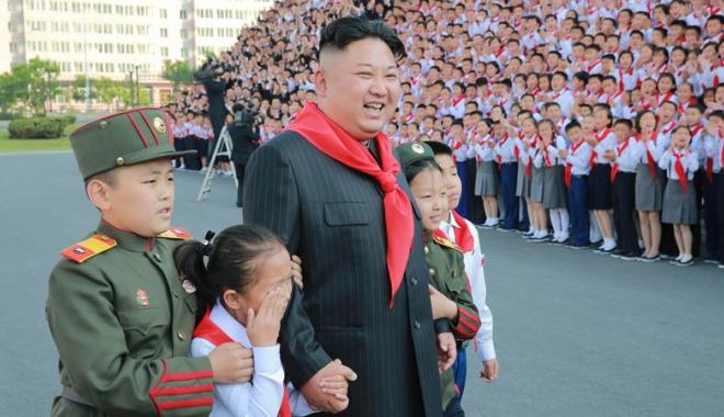 Foto: Nouă ţări vor să organizeze o reuniune pe tema drepturilor omului în Coreea de Nord