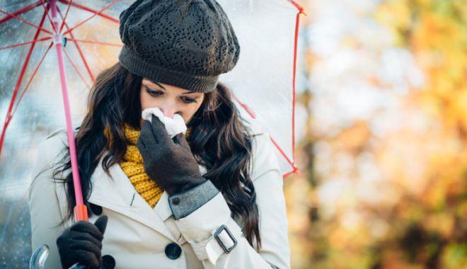 Foto: Vreme rece şi averse izolate, astăzi, la Constanţa. CUM VA FI VREMEA MÂINE