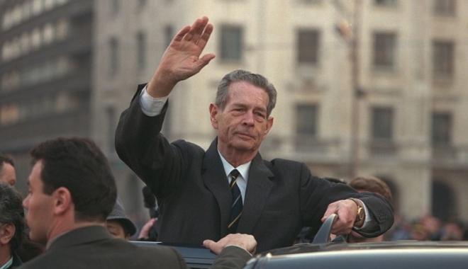 Foto: Regele Mihai I se întoarce acasă pentru eternitate. Programul complet al funeraliilor