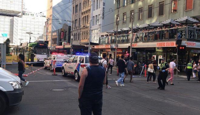 Foto: Bărbatul care a intrat cu maşina în pietoni la Melbourne în decembrie 2017, condamnat la închisoare pe viaţă