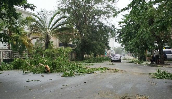 Foto: Un ciclon a provocat moartea a 29 de persoane în Madagascar