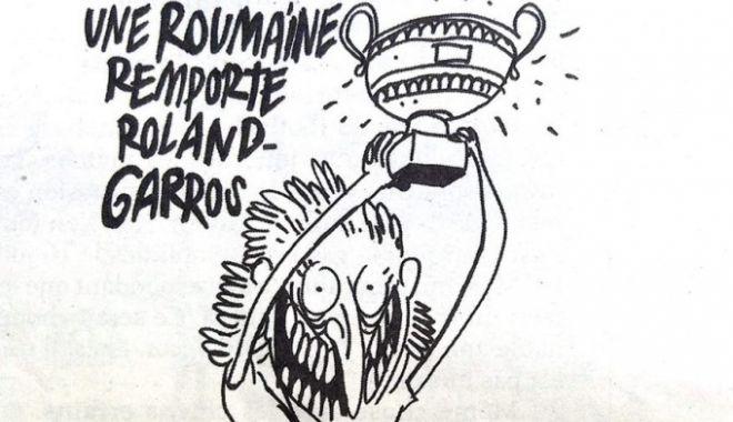Ce s-a întâmplat cu revista Charlie Hebdo, după caricatura cu Halep - 61966550-1529049343.jpg