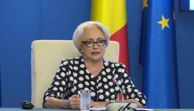 Foto: Bilanțul premierului Viorica Dăncilă, la 6 luni de guvernare. Iată principalele declaraţii