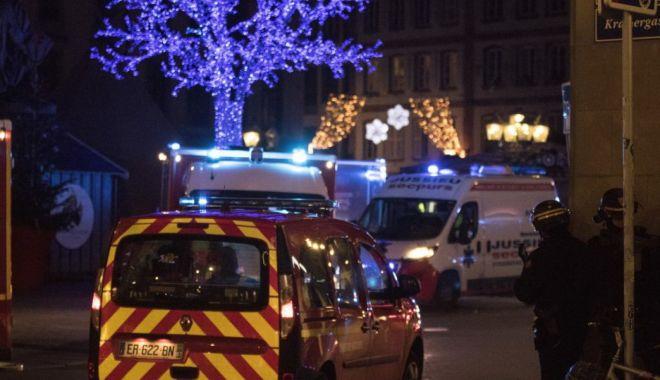 Foto: Atentatul de la Strasbourg. O a cincea persoană a murit