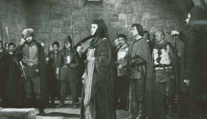 Foto: UNITER: O mare actriță de teatru și film din România a murit