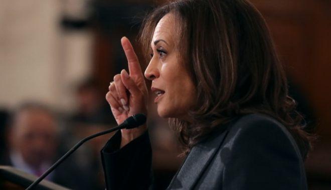 Foto: Kamala Harris candidează la președinția SUA în 2020