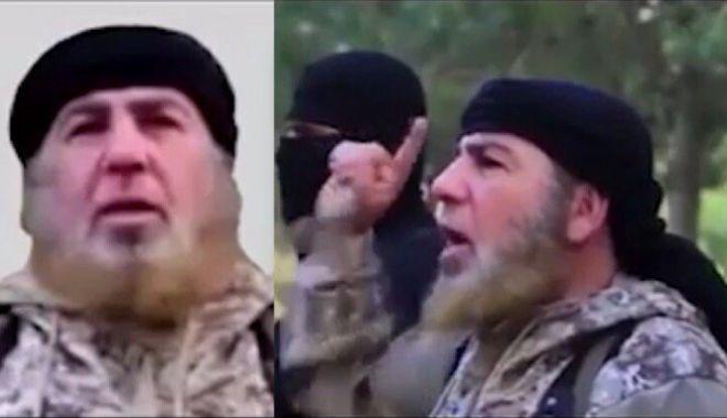 Foto: Fost călău și lider al Stat Islamic, arestat în Turcia. Se angajase ca instalator de gaze
