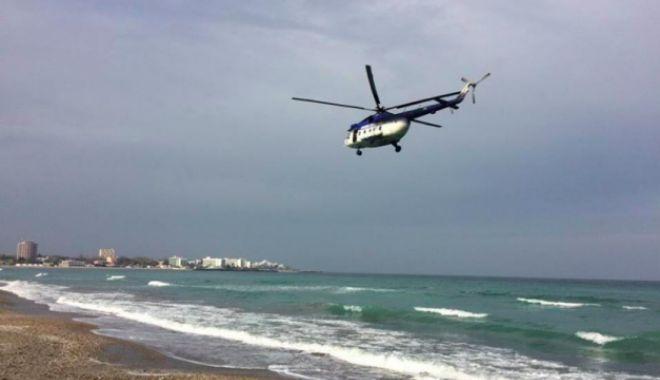 Foto: Un nou pachet cu droguri, descoperit de Poliţie, pe plaja din Vama Veche