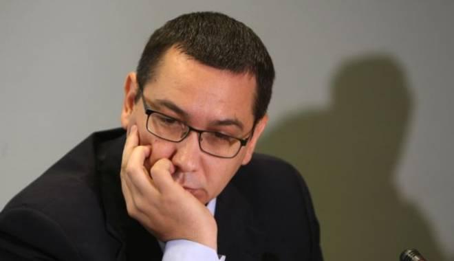 Foto: Victor Ponta, cu averea sub sechestru