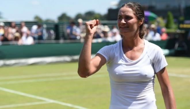 Foto: Veste bună din tenis. Monica Niculescu, noua campioană a turneului WTA de la Limoges