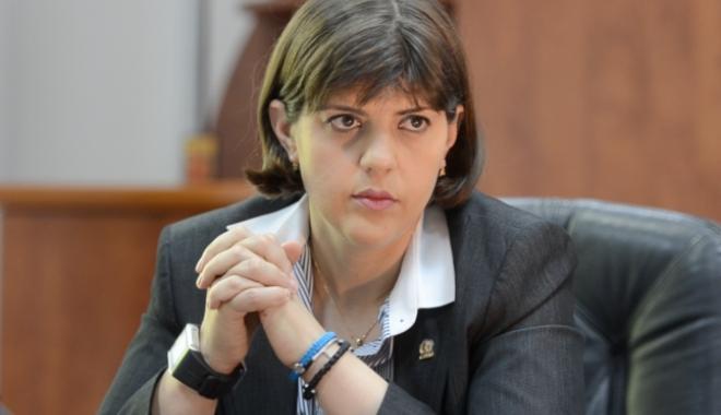 """Foto: Kovesi, acuzată de abateri disciplinare. Ea ar fi adresat procurorilor cuvinte precum """"laşi"""", """"bârfitori"""" sau """"infractori"""""""