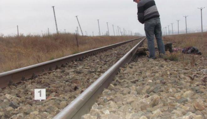 Foto: S-a aruncat în faţa unei locomotive chiar de ziua lui! Motivul este dureros