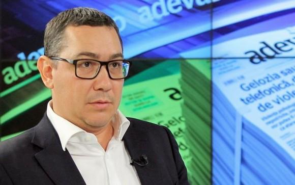 Foto: Victor Ponta cere înlocuirea şefilor Jandarmeriei!
