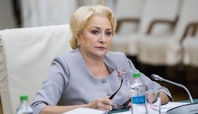 Foto: OUG pe Legile justiției va fi emisă astăzi - Premierul Dăncilă a făcut anunțul