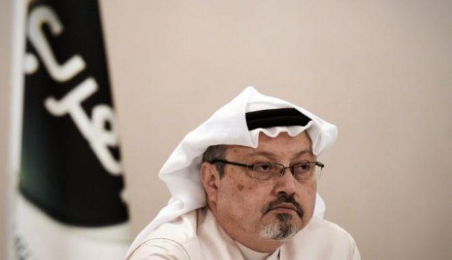 Foto: ESTE OFICIAL! Arabia Saudită recunoaşte că jurnalistul Jamal Khashoggi a fost ucis în consulatul său din Istanbul!