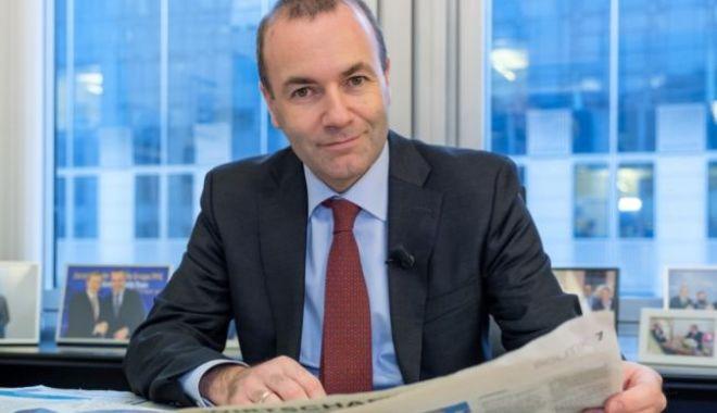 Foto: Manfred Weber, desemnat candidatul PPE la preşedinţia viitoarei Comisii Europene