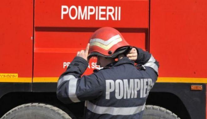 Foto: Un pompier a murit după ce i s-a făcut rău la serviciu